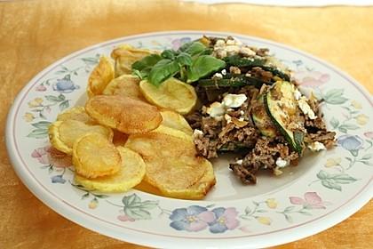 Griechischer Zucchini-Auflauf mit Feta 21