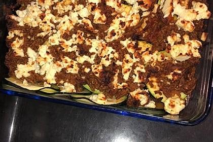 Griechischer Zucchini-Auflauf mit Feta 20