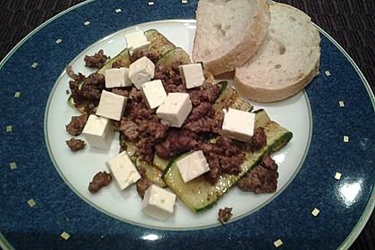 Griechischer Zucchini-Auflauf mit Feta 34