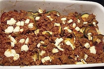 Griechischer Zucchini-Auflauf mit Feta 27