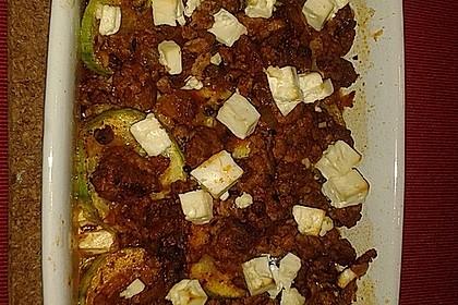 Griechischer Zucchini-Auflauf mit Feta 25