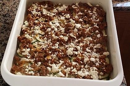 Griechischer Zucchini-Auflauf mit Feta 18