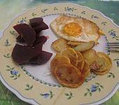 Bratkartoffeln - innen weich, außen sehr knusprig (Bild)