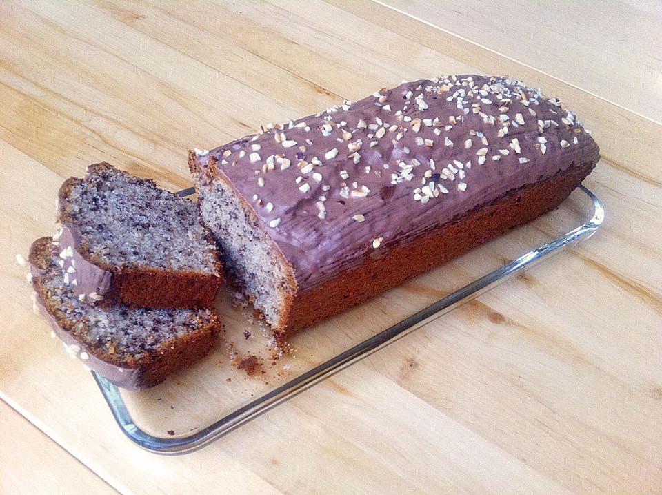 Schoko Mandel Bananen Kuchen Von Angola68 Chefkoch De