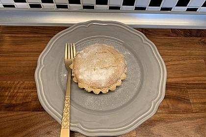 Veganer Käsekuchen mit Sojaquark 12
