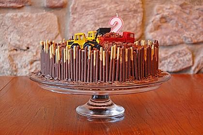 Schweinchen-Matsch Torte 1