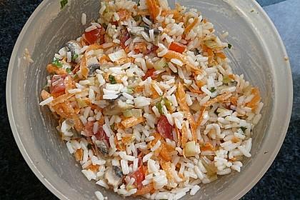 Finnischer Reissalat