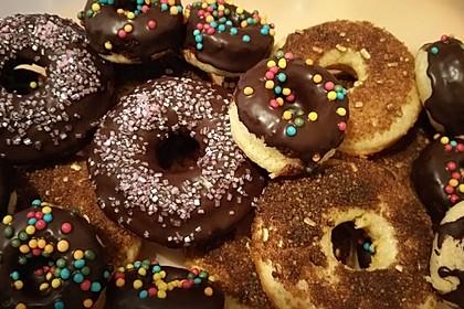 Donuts, im Ofen gebacken, Nr. 2 2
