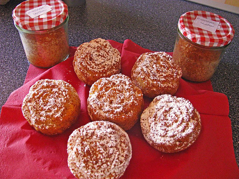 Eierlikor Vanille Kuchen Im Glas Von Cookbest24 Chefkoch De