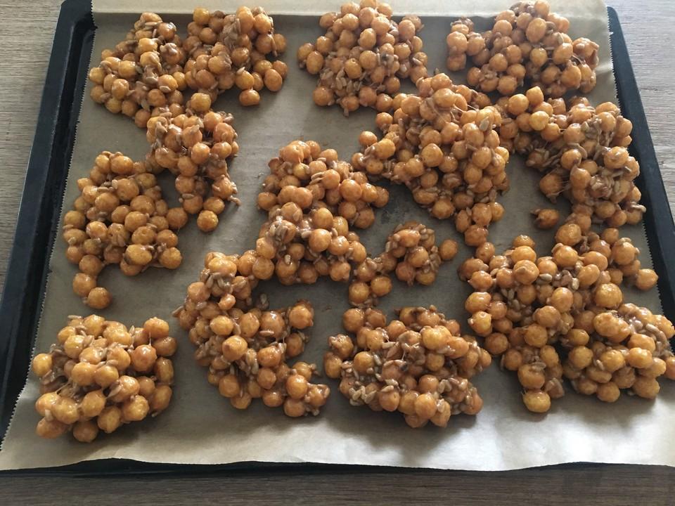Susses Mit Honey Pops Von Its Bakingtime Chefkoch De