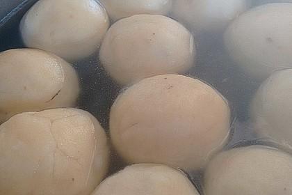 "Gekochte Kartoffelknödel "" Spessarter Art "" 18"