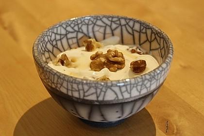 Griechischer Joghurt mit Honig und Nüssen 2