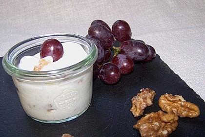 Griechischer Joghurt mit Honig und Nüssen 5