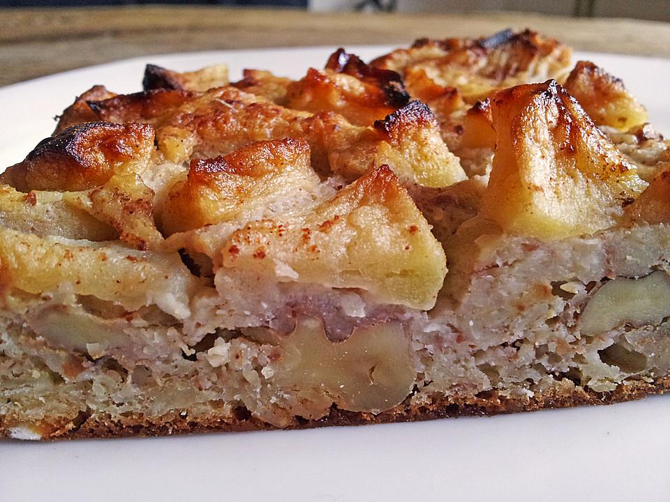 Supersaftiger Apfel Nusskuchen Von Marandy Chefkoch De