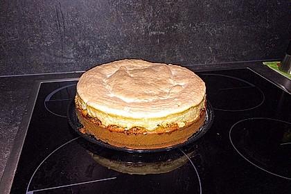 Pflaumenkuchen mit Kokosraspel und Baiser 1
