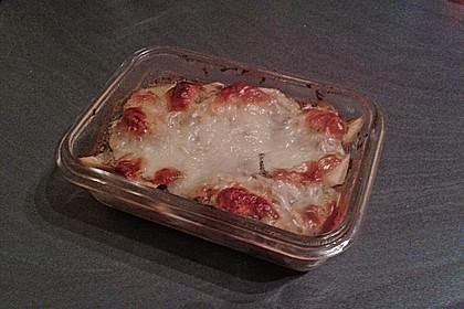Kartoffelauflauf Pesto Verde (Bild)