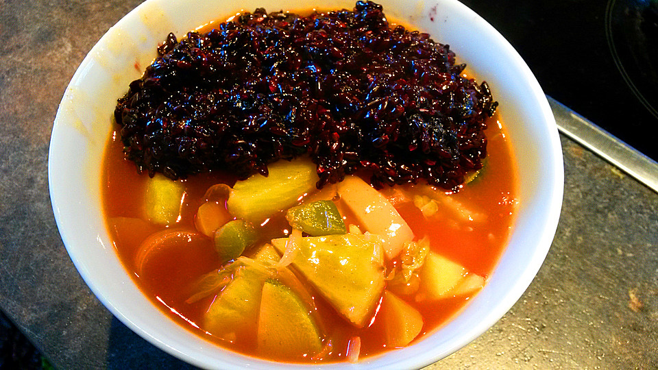 Tofu Süß Sauer Von Gloryous Chefkoch