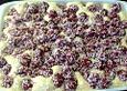 Amaranth-Auflauf mit Kirschen