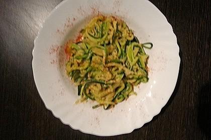 """Zucchini-Nudeln """"aglio e olio"""" 55"""