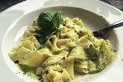 """Zucchini-Nudeln """"aglio e olio"""" 8"""