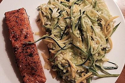 """Zucchini-Nudeln """"aglio e olio"""" 47"""