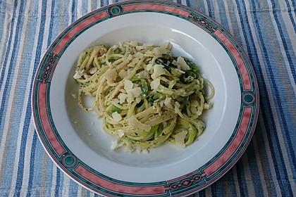 """Zucchini-Nudeln """"aglio e olio"""" 37"""