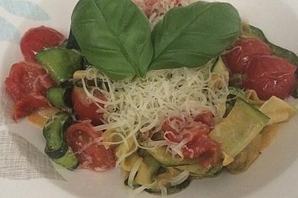 """Zucchini-Nudeln """"aglio e olio"""" 43"""