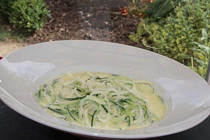 """Zucchini-Nudeln """"aglio e olio"""" 16"""