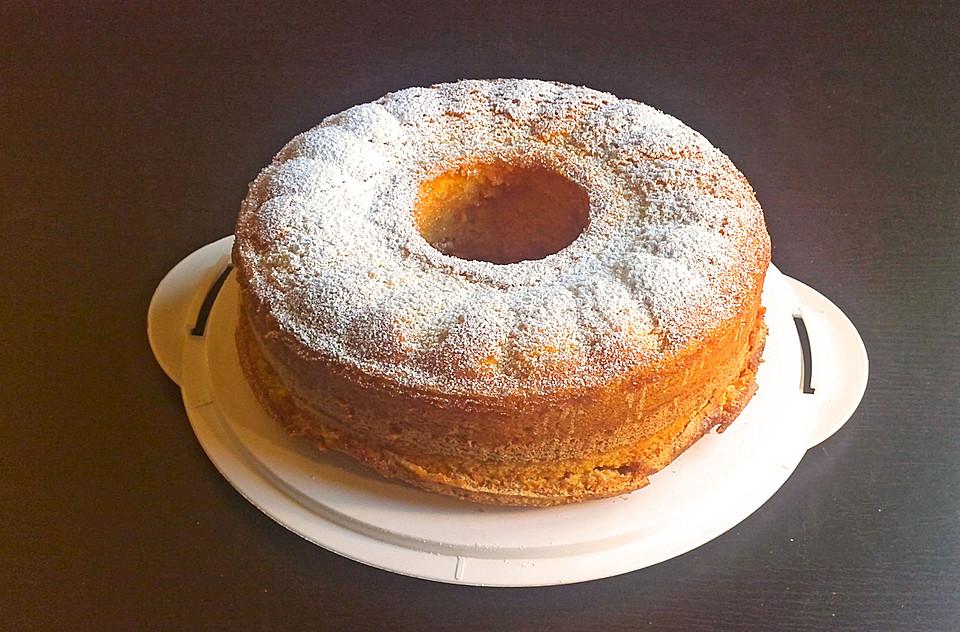 Vanillekuchen Von Dreamer2329 Chefkoch De