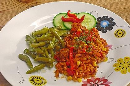 Reis-Hackfleisch-Pfanne mit Paprika 21