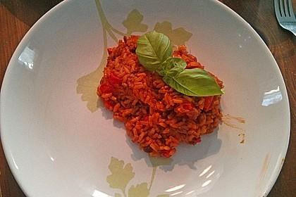 Reis-Hackfleisch-Pfanne mit Paprika 27