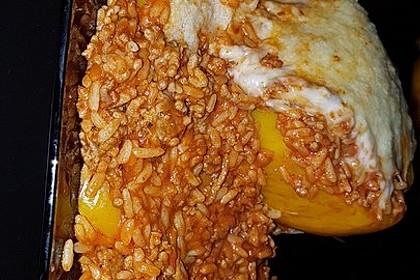 Reis-Hackfleisch-Pfanne mit Paprika 29