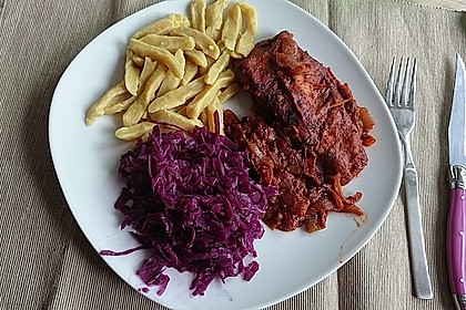 Vegetarische Rouladen 2