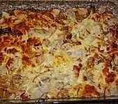 Sauerkraut-Seelachsfilet Auflauf (Bild)
