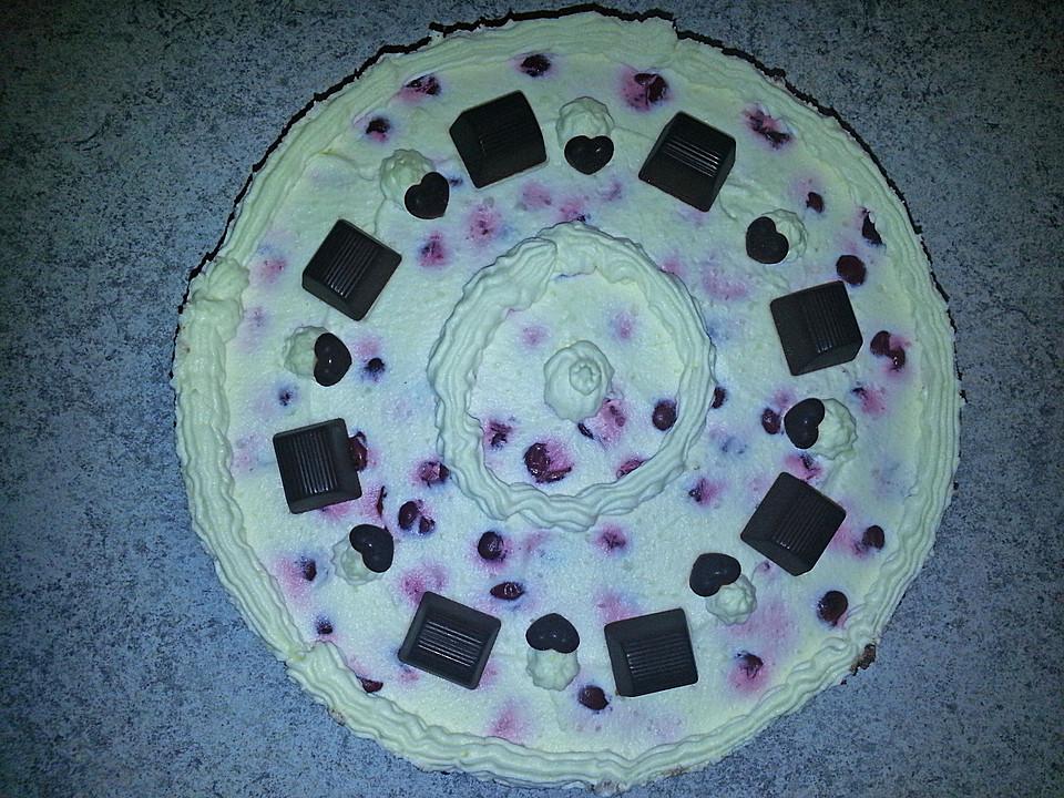Mon Cherie Torte Von Rikes Kuchenwelt Chefkoch De