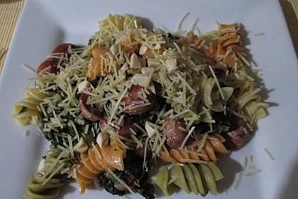 Grünkohl mit Pasta 6