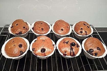 Low Carb Muffins (Bild)