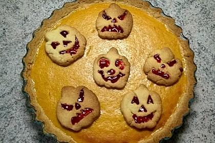 Amerikanischer authentischer Pumpkin-Pie 6