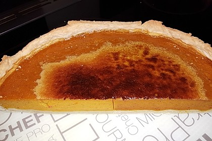 Amerikanischer authentischer Pumpkin-Pie 15