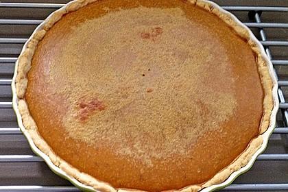 Amerikanischer authentischer Pumpkin-Pie 4