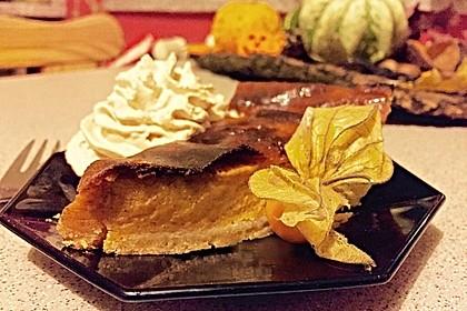 Amerikanischer authentischer Pumpkin-Pie 9