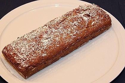 Vollkorn-Bananen-Kuchen 1