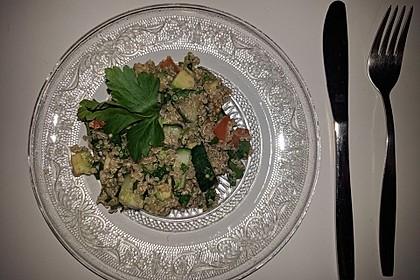Quinoa Powersalat mit Tomaten und Avocado 46