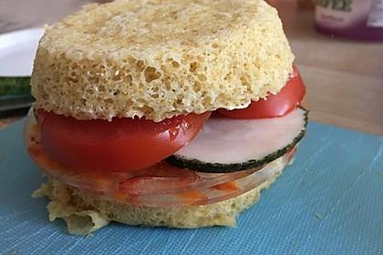 Low Carb Sandwich 31