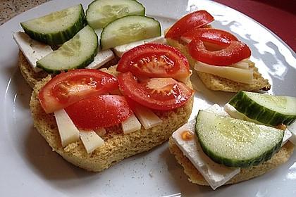 Low Carb Sandwich 21