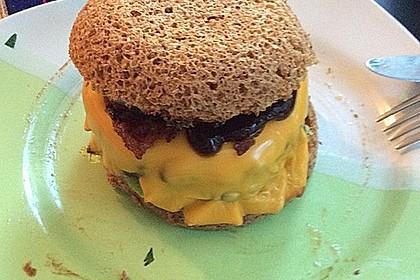 Low Carb Sandwich 22