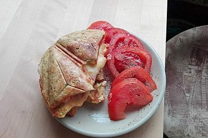 Low Carb Sandwich 1