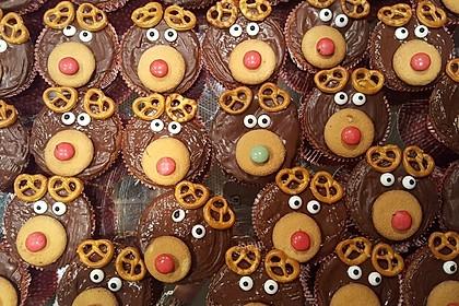 Rudolph Muffins 29