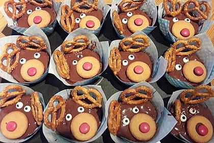 Rudolph Muffins 49