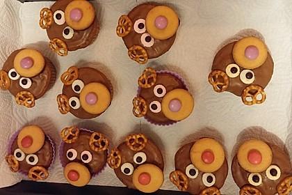 Rudolph Muffins 48
